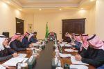 أمير منطقة الجوف يرأس الاجتماع التاسع للجنة التنفيذية للإسكان التنموي