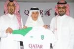 """عقد أهلي جدة مع """"قطر"""": مواجهة برشلونة..وتذاكر مجانية"""