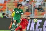 بالفيديو: الأخضر يتعادل مع لبنان بهدف لمثله