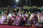 حضور كثيف في احتفالات اليوم الوطني  90 بدومة الجندل