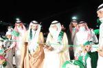 محافظ القريات يحضر حفل أهالي المحافظة باليوم الوطني الـ 90