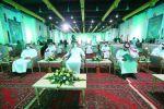 برعاية معالي وزير التعليم انطلاق بطولة الاتحاد الرياضي للجامعات السعودية للكاراتيه للموسم 12 في الصالة الرياضية بجامعة الجوف