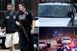 مقتل مطلق النار على مقر شرطة دالاس..والهجوم ليس إرهابيا