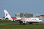 انحراف طائرة تابعة للخطوط الجوية الجزائرية عن مسارها