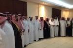 وفد مجلس الشورى التقى أعضاء بلدي الجوف وزار مدينة محمد الطبية
