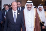 الرئيس هادي يأمر بإطلاق اسم الملك سلمان على أكبر شوارع عدن تقديراً لجهوده في تحريرها