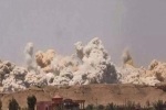 داعش يفجر الملعب الأولمبي في الرمادي