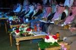 """محافظ القريات المكلف """"الشامي"""" يرعى افتتاح مهرجان كاف بالقريات 36"""