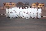 لقاء رابطة إعلاميي الجوف السادس في ضيافة إعلاميي محافظة القريات