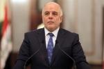 العراق.. العبادي يلغي 11 منصبا في الحكومة العراقية ضمن خطوات الاصلاح
