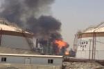 الكويت: حريق مصفاة الشعيبة ليس نتيجة عمل إرهابي