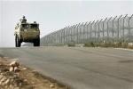 انسحاب قوة من حرس الحدود الليبي من معبر رئيسي على الحدود مع مصر