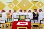 """عائلة """"الهملان"""" تحتفل بتخرج الدكتور أحمد والدكتورة العنود"""